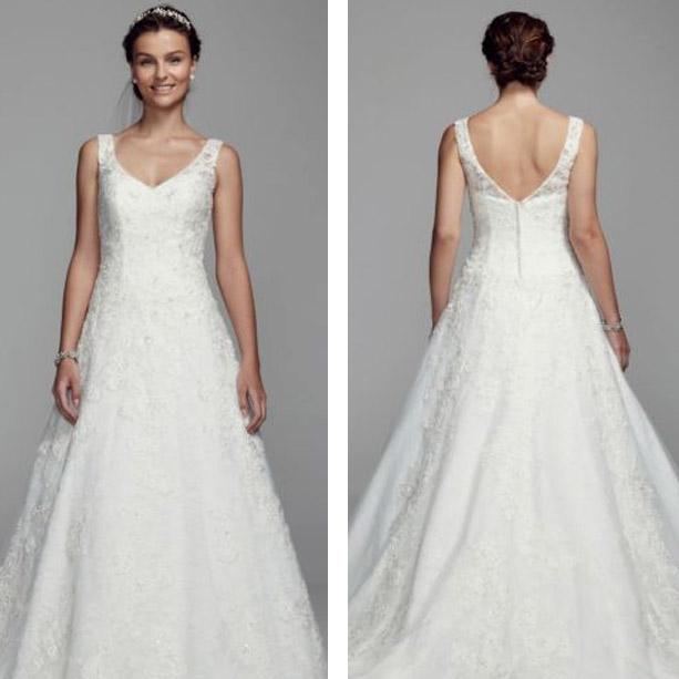 elige el mejor vestido de novia para tu tipo de cuerpo   mujer