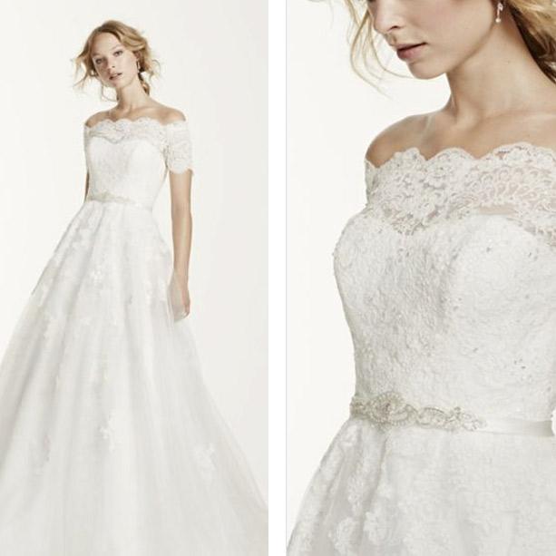 elige el mejor vestido de novia para tu tipo de cuerpo | mujer